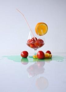 Tomaten im Glas